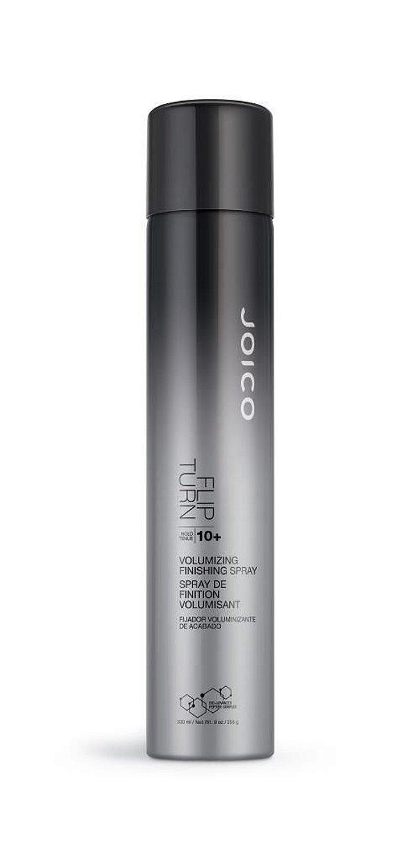 Spray de Volume e Fixação Forte Joico Flip Turn Style & Finish - 300 ml