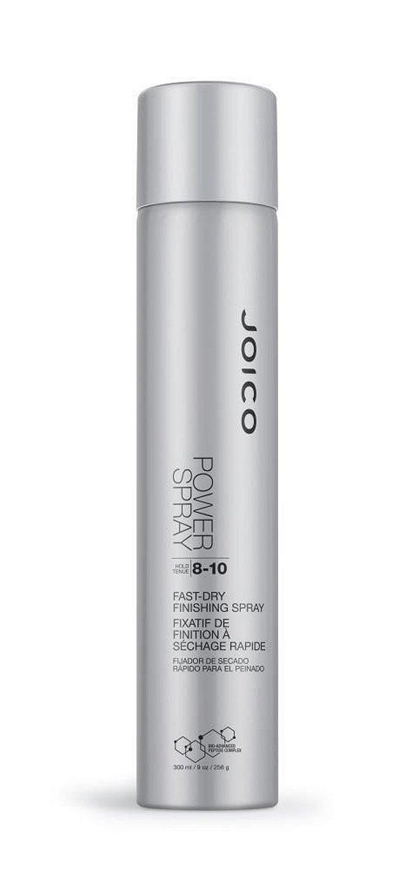 Spray Fixador de Cabelo Joico Power Spray Style & Finish de Secagem Rápida - 300 ml