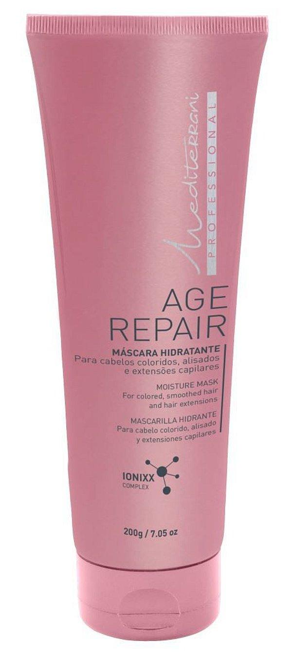 Age Repair Máscara Hidratante - 200g Mediterrani