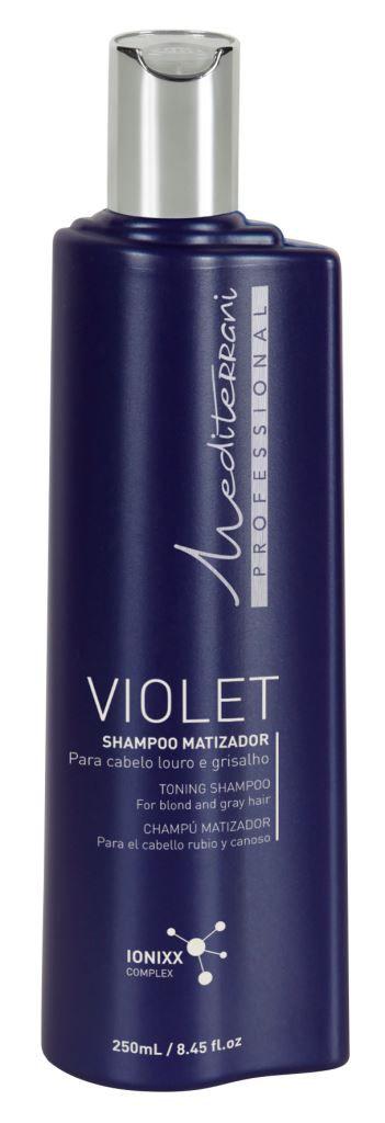 Violet shampoo - Mediterrani