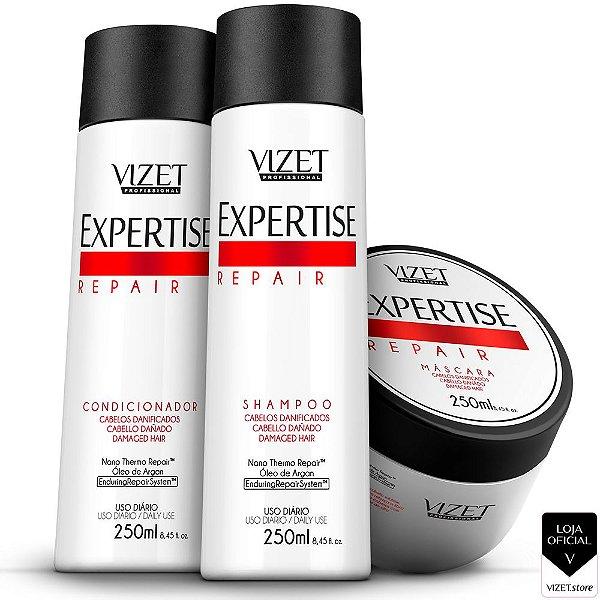 Kit Expertise Repair Vizet Profissional