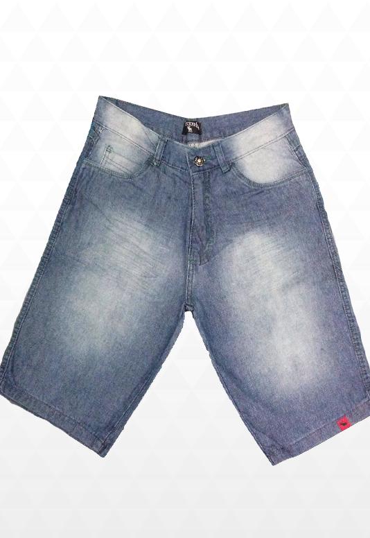 Bermuda Jeans estilosa Abercrombie