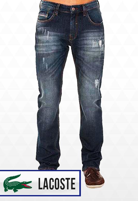 Calça jeans Masculina - Lacoste
