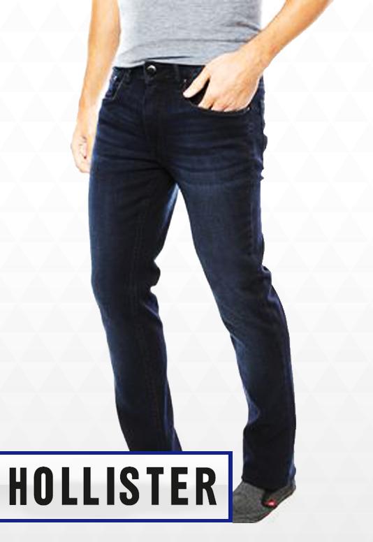 Calça jeans Masculina - Hollister