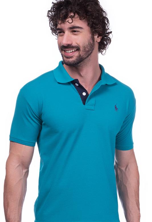 Camisa Polo Ralph Lauren Verde | Executiva