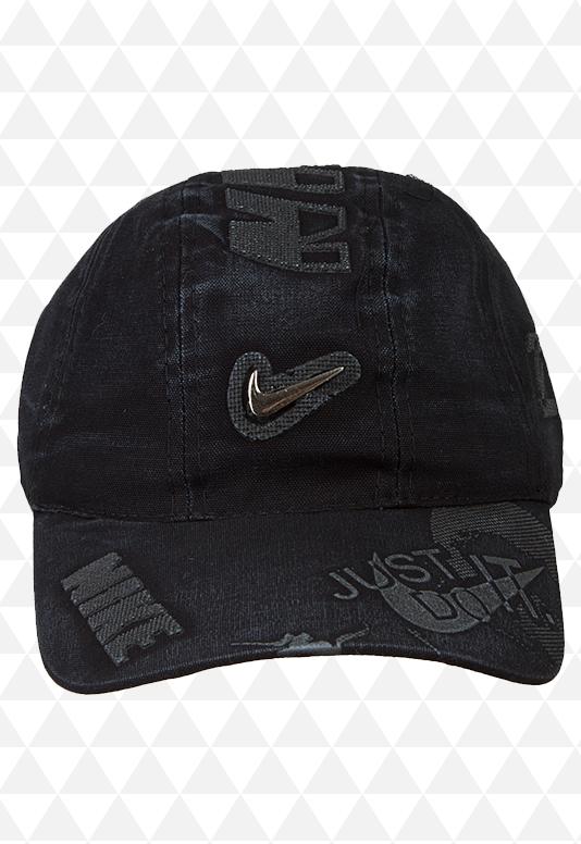 Boné Nike Jeans Aba Curva