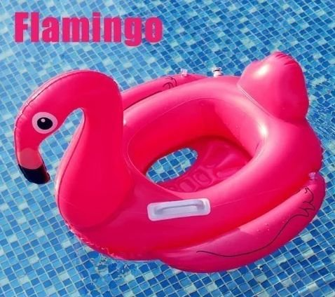 BOIA FLAMINGO INFANTIL
