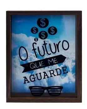 QUADRO COFRE - O FUTURO QUE ME AGUARDE