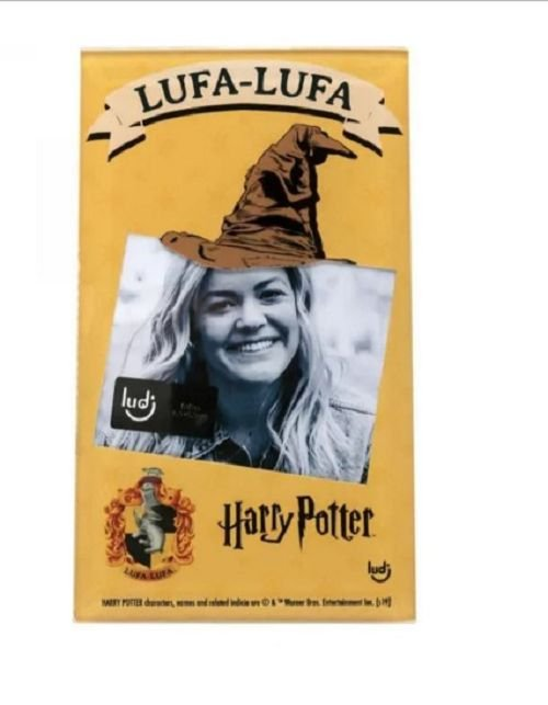 PORTA RETRATO - LUFA LUFA - HARRY POTTER