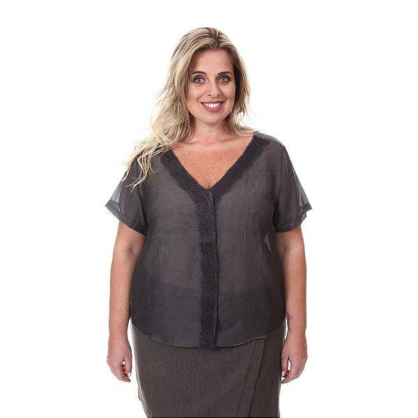 Blusa Plus Size Sofia | Loulic