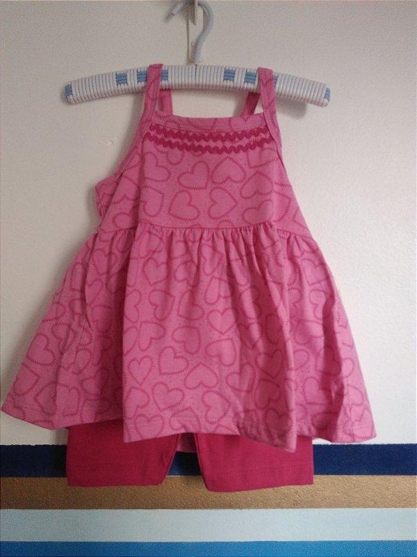 4cabbc809 Conjunto Infantil Menina Kyly - Buju Baby & Kids