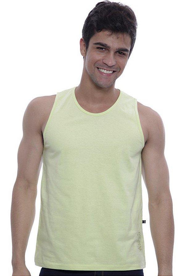 Camiseta Regata Oitavo Ato Limone