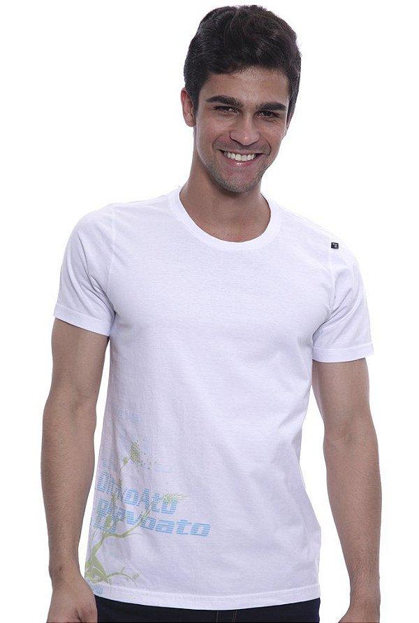 Camiseta Oitavo Ato Invaders Branco