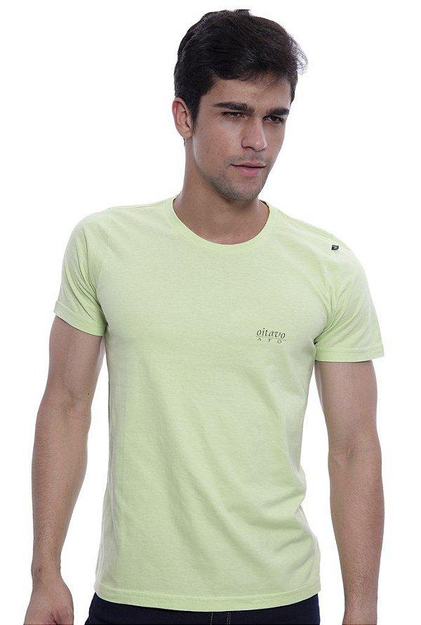 Camiseta Oitavo Ato Keybord Verde