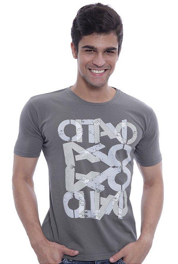 Camiseta Oitavo Ato Bandaid Chumbo