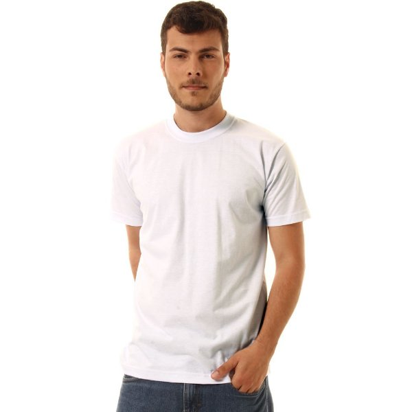 Camiseta Básica Oitavo Ato Branco