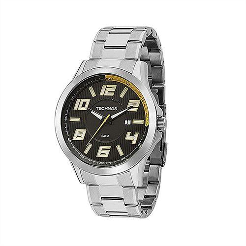 Relógio de Inox Esportivo Modelo Race - Technos