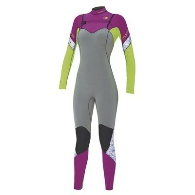 Roupa de Neoprene Long John Diva Pro 3.2MM ChestZiper - Mormaii