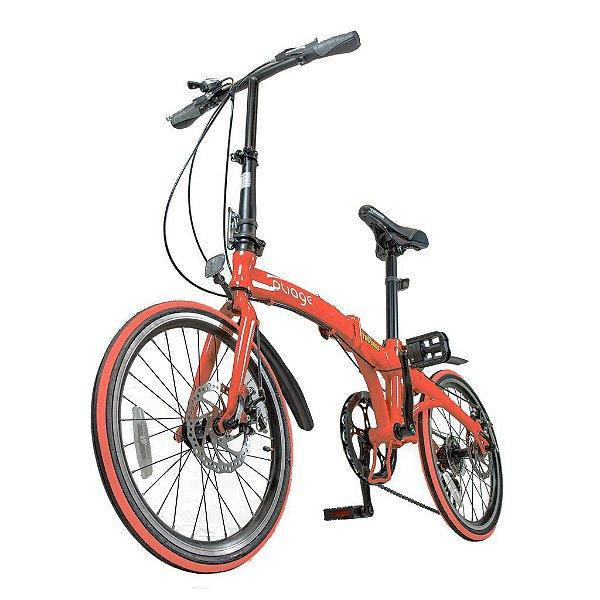 Bike Dobrável Pliage - Two Dogs