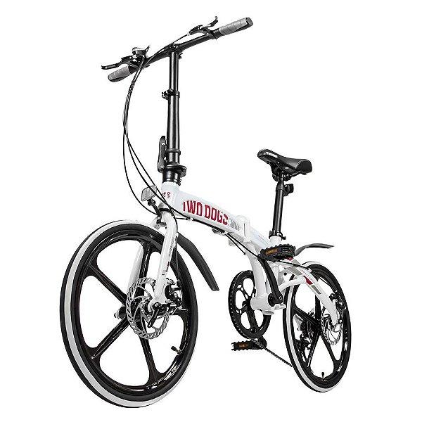 Bike Dobrável Pliage Alumínio - Two Dogs