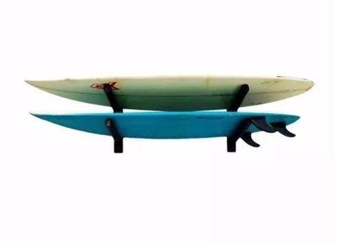 Rack De Parede Para 2 Pranchas de Surf - Soul Rack