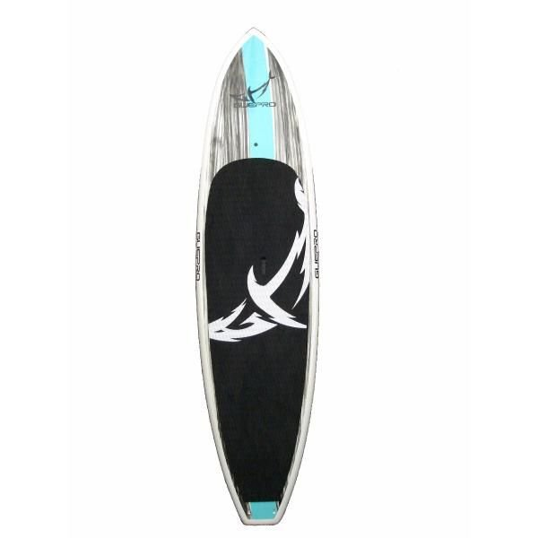Prancha De Stand Up Paddle 10'4 - Cinza/Azul - Guepro