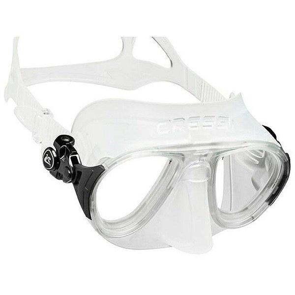 Máscara de Mergulho Silicone Calibro Cressi
