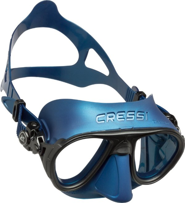Máscara de Mergulho Silicone Calibro - Cressi