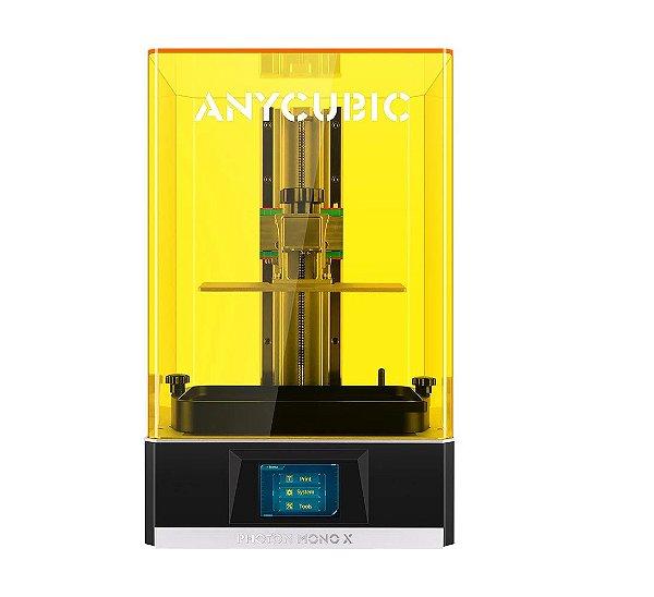 Impressora 3D LCD modelo Photon Mono X + 500ml De Resina 3D0104
