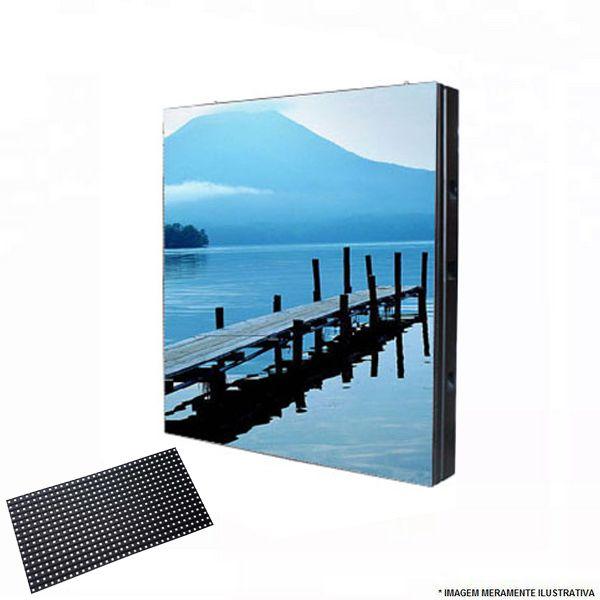 Modulo para Painel LED P5 RGB 2121 SMD 32x16cm HUB75 Interno K2535