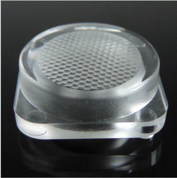 Lente 90 Graus 14.9x14.9mm Para LED 3030, 3535, 5050, 5730 K2515
