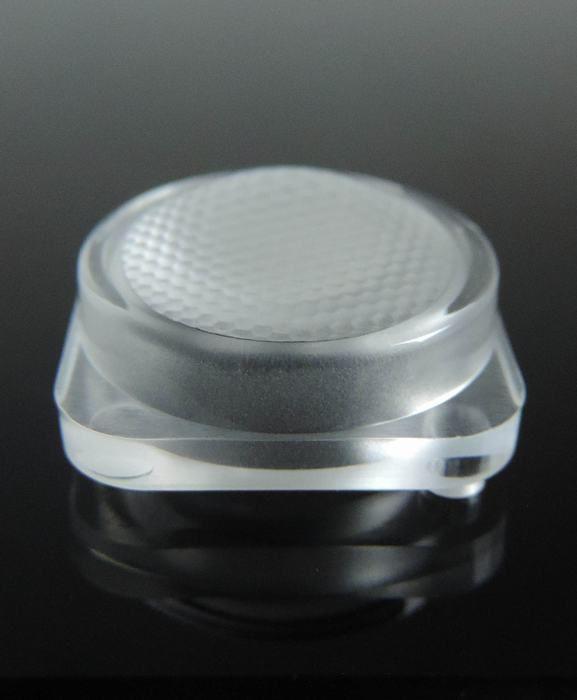 Lente 60 Graus 14.9x14.9mm Para LED 3030, 3535, 5050, 5730 K2514