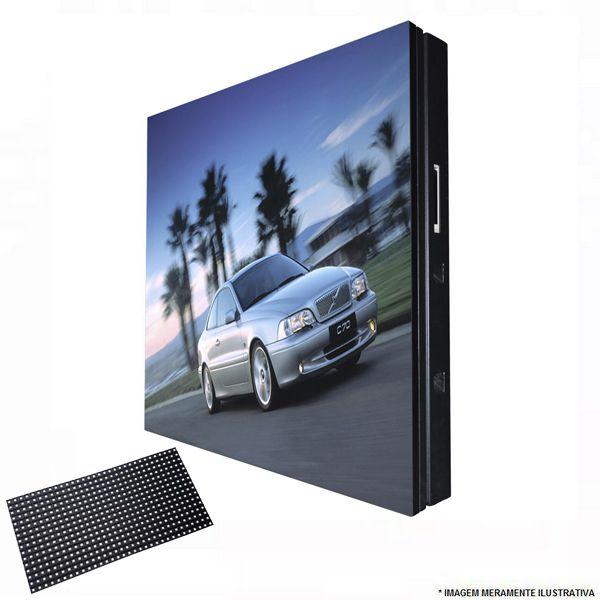 Modulo para Painel LED P10 RGB DIP 246 32x16cm HUB75 Externo K2566