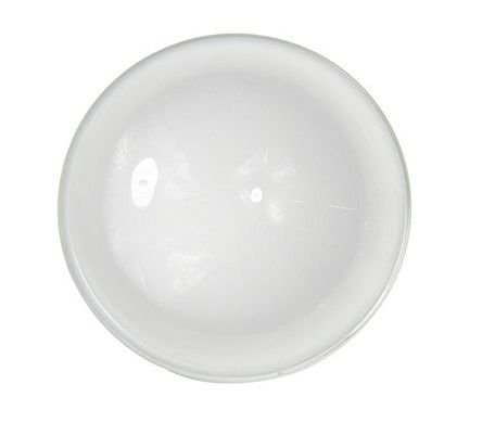 Lente 60 Graus em Vidro para LEDs de 10W a 100W 44mm K2392
