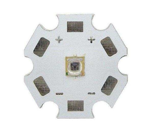 Power LED 3W Infravermelho IR 940nm 3535 SMD K2380