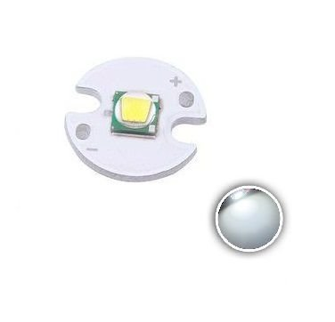Power LED Cree XML 10W Branco Frio 6000K (T6) K2264