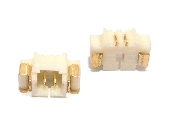 Conector 2 Vias 180 Graus B0109