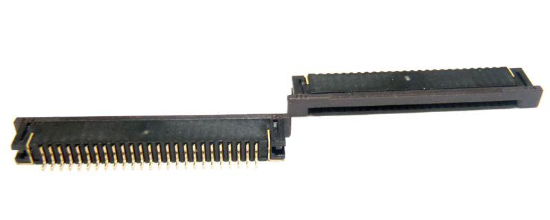 Conector Molex 25Vias Flat 180 Graus B0137