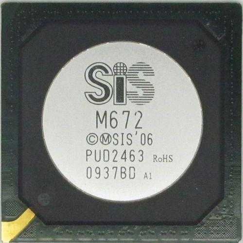 Chipset BGA M672 K0054