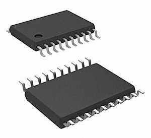 Circuito Integrado Microcontrolador 16BITS MSP430F2111IPW C0020