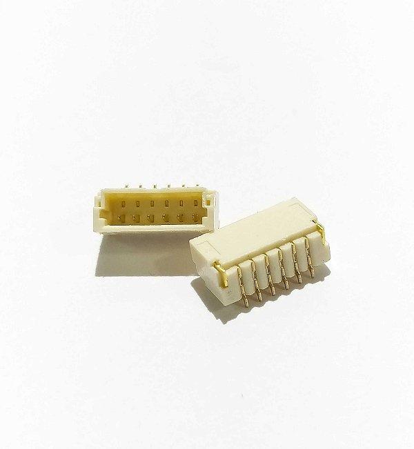 Conector Wtb 1.0mm 6 Pinos K0252