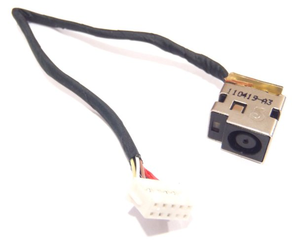 Conector Dc Jack Hp Pavilion Dv6-3000 Dv7-4000 Series K0851
