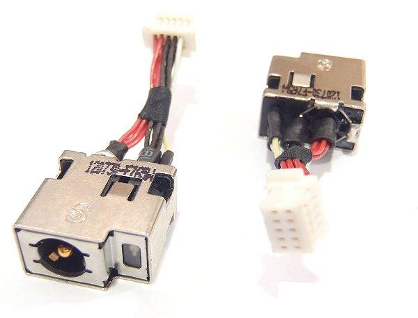 Conector Dc Jack Hp Dm1-1000 Dm1-2000 K0845