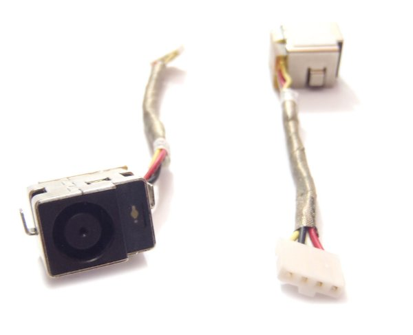 Conector Dc Jack Hp Dv3 Series (with Cable) K0842