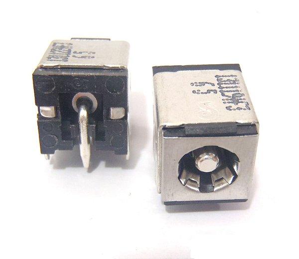 Conector Dc Jack Para Positivo Sim+, Preimium, Unique K0832