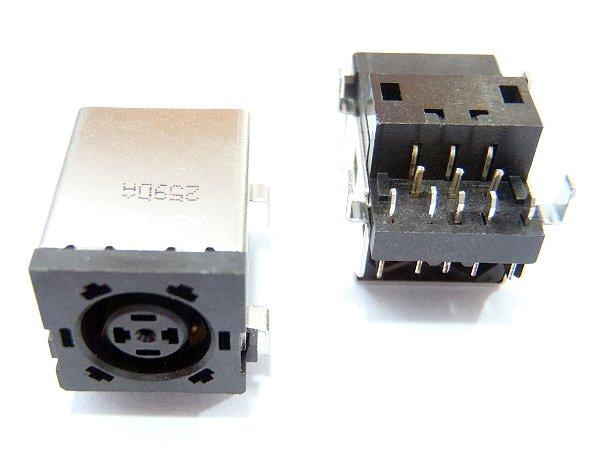 Conector Dc Jack Dell Studio 17 Series 1735 1736 1737 K0825