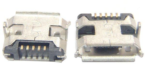 Conector Micro USB 5 Pinos 7.5 K1450