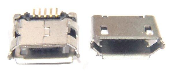 Conector Micro USB 5 Pinos 5.9 DE 90G K1448