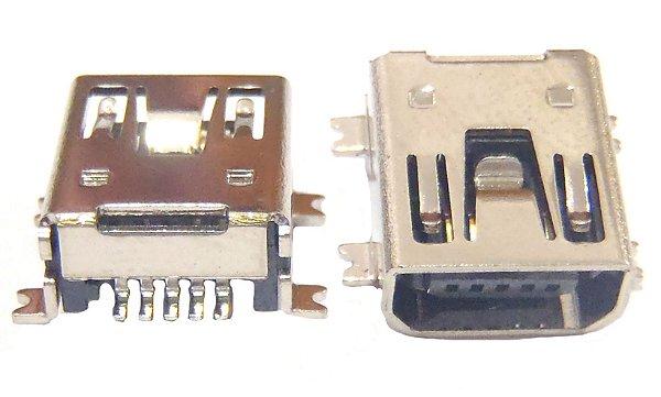 Conector Mini USB AB K1367