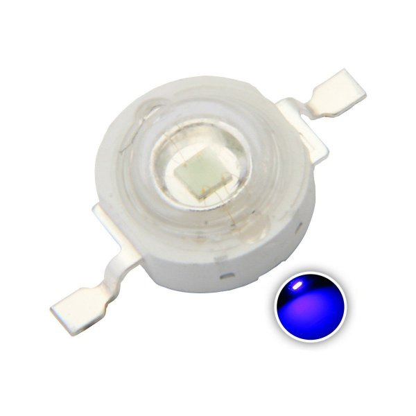 LED 3W Azul Royal 452-455nm K1346